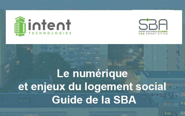 Le numérique et enjeux du logement social – Guide de la SBA