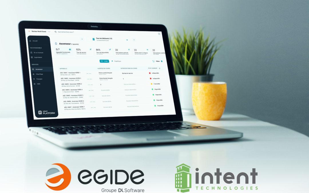 Intent Technologies signe un partenariat de distribution avec Egide Informatique